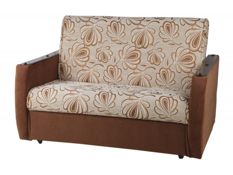 Купить кожаный диван аккордеон