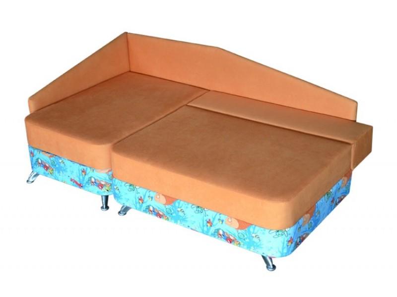 Детский угловой диван Беби