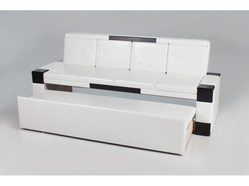 Кухонный диван Квадро