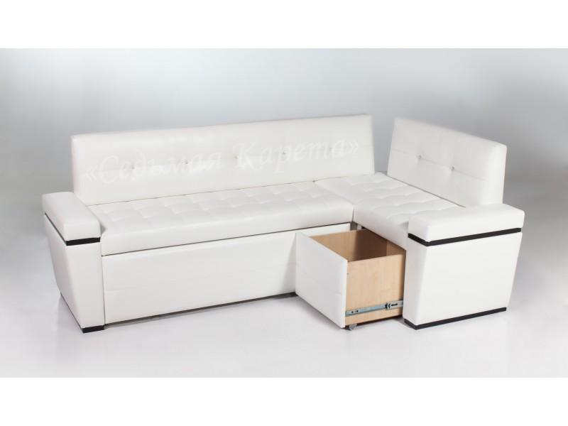Кухонный угловой диван Каир