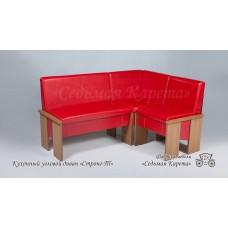 Кухонный угловой диван Стронг