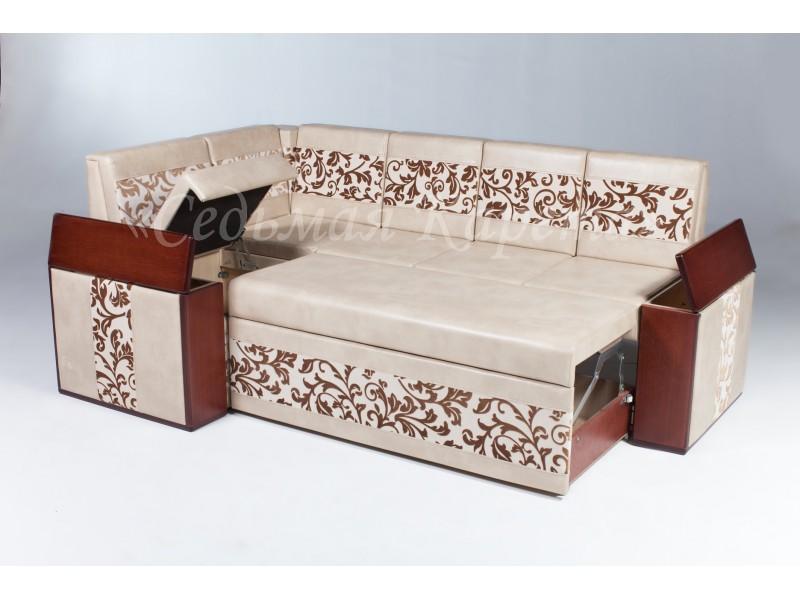 Кухонный угловой диван Остин-Т