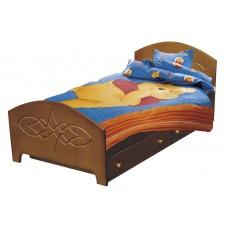 Кровать одноярусная Жанна