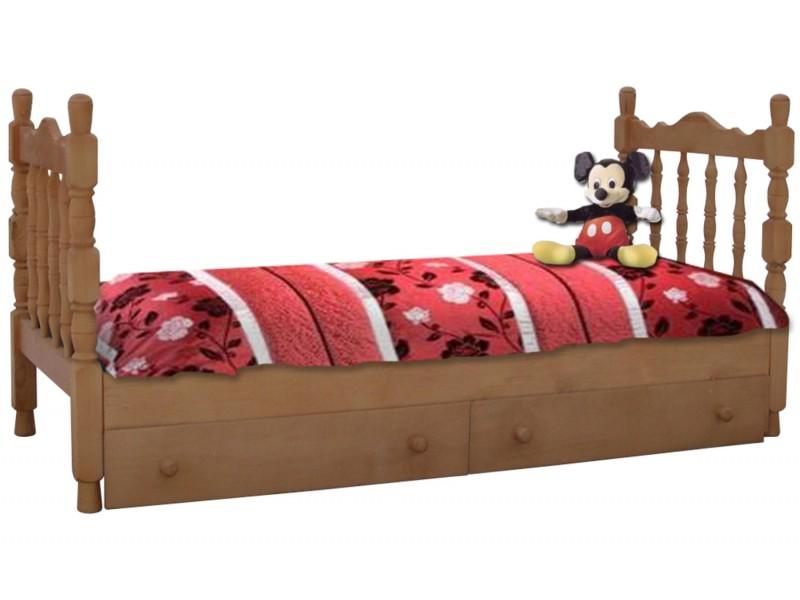 Кровать одноярусная Шрек