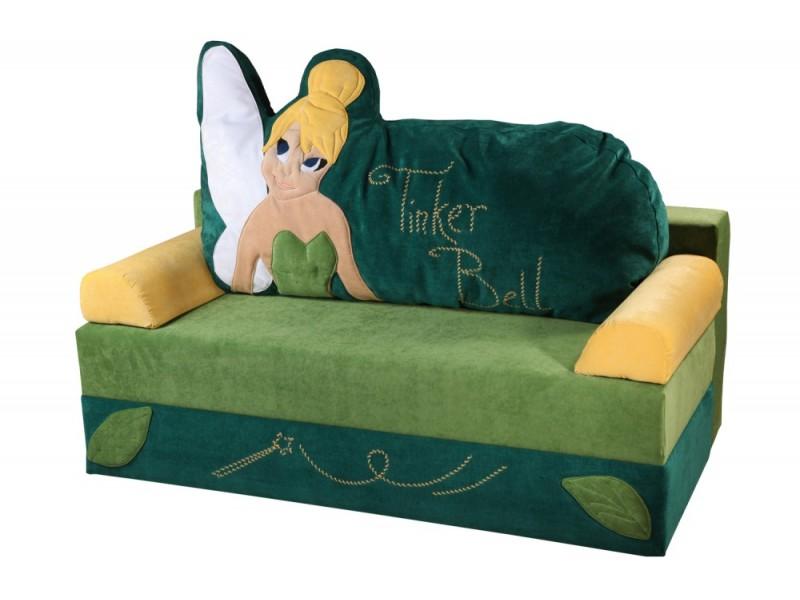 Детский диван Tinker Bell
