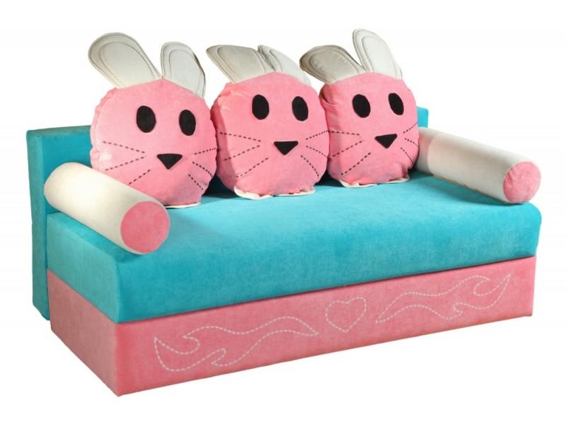 Детский диван Зай