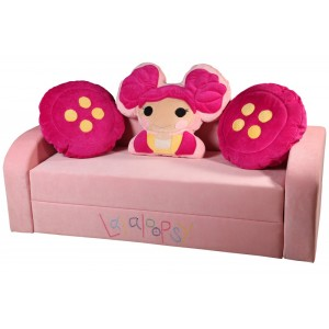 Детский диван  Lalaloopsy