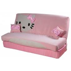 Детский диван Hello Kitty