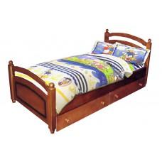 Кровать одноярусная Гном
