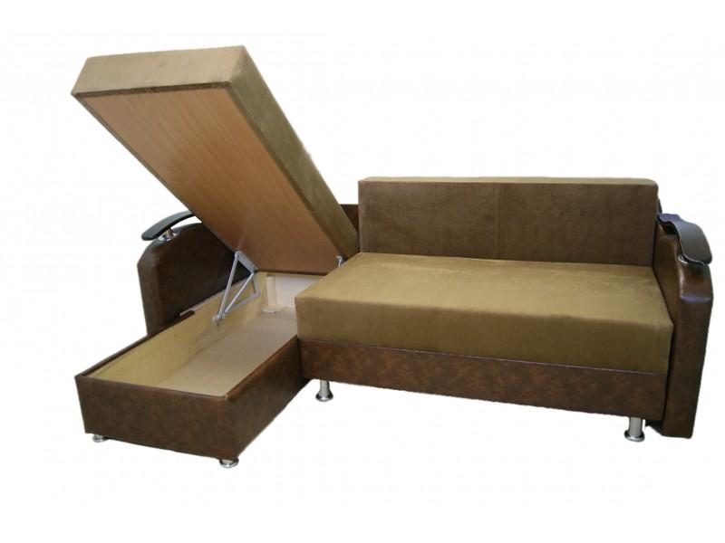 Акционный угловой диван Патрик-1