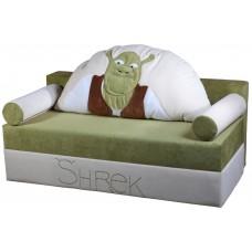 Детский диван Шрек